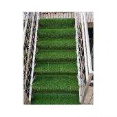 Yapay Çim Halı 7 Mm 1x18 18m2 Sentetik Çim Halı Doğal Görünümlü Suni Çim Halı Merdiven Çim Halı