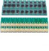 Epson T801 Uyumlu Siyah Otoreset Chip
