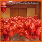 Folyo Kalp Balon 65 Cm Kırmızı 1 Adet