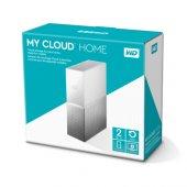 Wd 3,5 2tb My Cloud Home Wdbvxc0020hwt Beyaz