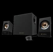 Orjinal Logitech Z533 2+1 120w Yüksek Güçlü Ses Sistemi Siyah