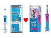 Oral B Vitality 3d White Şarjlı Diş Fırças+çocuk Frozen Özel Seri