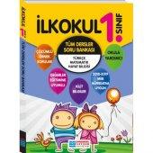 Evrensel Yayınları İlkokul 1.sınıf Tüm Dersler Soru Bankası