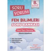 Bulut Yayınları 8.sınıf Fen Bilimleri Soru Bankası