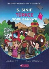 2019 Esen Yayınları 5.sınıf Türkçe Soru Bankası
