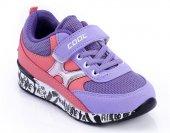 Lila Somon Renk Çocuk Ayakkabı