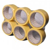 6 Lı 48mm Kağıt Bant Maskeleme Bandı