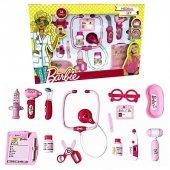 Barbie 14 Parça Doktor Seti