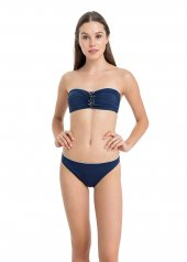 Dagi Kadın Straplez Bikini Takımı Lacivert B0118y0269lc