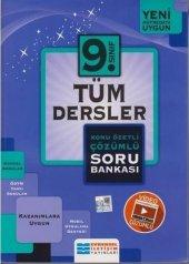 Evrensel İletişim Yayınları 9.sınıf Tüm Dersler Soru Bankası