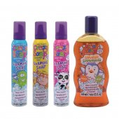 Crazy Soap Çocuklar İçin Banyo Köpüğü Ve Renk Değiştiren Sabunu