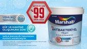Marshall Antibakteriyel Hijyen (15 Lt) (Bütün Renkler)