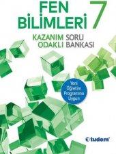 Tudem Yayınları 7.sınıf Fen Bilimleri Soru Bankası