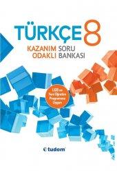 Tudem Yayınları 8.sınıf Türkçe Soru Bankası