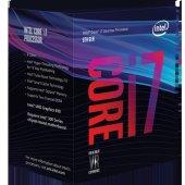 ıntel Core İ7 8700k 4.70ghz 12mb 1151p Fansız