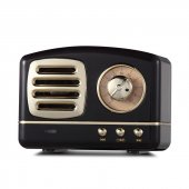 Hm11 Retro Nostaljik Mini Radyo Bluetooth Radyo Us...
