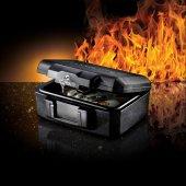 Master Lock Yangına Dayanıklı Anahtarlı Mini Kasa L1200