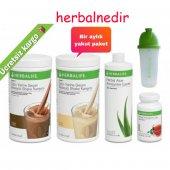 Herbalife 1 Aylık Yakut Paket Kilo Kontrol Amaçlı