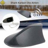 Kgn Shark Karbon Oto Anten