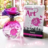 Flower Art Sassy Women Edt 100 Ml