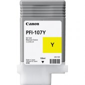 Canon Pfı 107y Yellow Orjinal Kartuş 130 Ml.