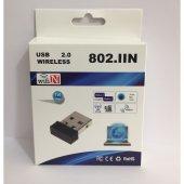 Start Mini Nano Wifi Wireless Adaptör150 Mbps 802.ıın Wifi 802.11