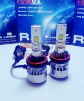 Femex R3 Led Headlight (4000lm) (35w) H8 11 Csp Tx Chip