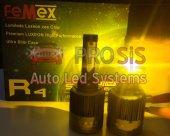 Femex Led Xenon (5200lm) (36w) H15 Ambersarı Gündüz Ledli