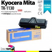 Kyocera Mita Tk 1130 Orjinal Toneri