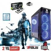 Dragos Intel İ7 7700 16gb Ram 2tb Hdd 8gb Gtx1070 Oyun Bilgisayarı