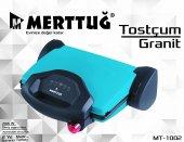 Merttuğ Granit Tost Makinesi, Yanmaz Yapışmaz Sağl...