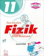 Palme 11.sınıf Fen Liseleri Fizik Konu Anlatım Kitabı