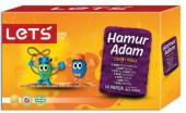Lets Hamur Adam Dough Head