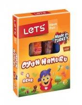 Lets Have Fun 4 Renk Oyun Hamuru
