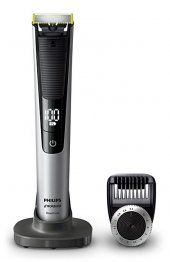 Philips Oneblade Pro Qp6520 Pro Hybrid Electric Trimmer And Shave