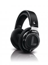 Philips Shp9500 Hifi Precision Stereo Over Ear Kulaklık (Siyah)