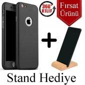 Iphone 5 5s Se 6 6s 7 8 X Plus Kılıf 360 Derece Stand Hediye