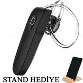 Bluetooth Kulaklık Mini Kablosuz Mikrofonlu Samsung İphone