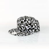 Prizma Baskılı Full Cap Unisex Şapka