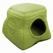 Kedi Köpek Kulübesi � 50� 50*40 Cm Yeşil