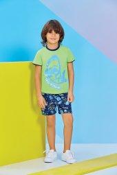 Roly Poly 1209 Erkek Çocuk Üçlü Pijama Takımı