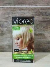 Vored Bitkisel Saç Boyası Platin Sarısı 0.1