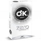 Okey Zero Ekstra İnce Formlu Prezervatif 10 Adet