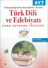 Fdd Yks 2.oturum Ayt Türk Dili Ve Edebiyatı Konu Kavrama Testleri