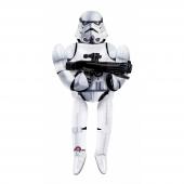 1 Adet Kikajoy Star Wars Folyo Balon 83 Cm X 177 Cm