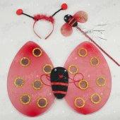 Kikajoy Uğur Böceği Kanat Seti