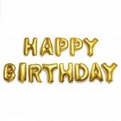 Happy Birthday Yazılı Harf Folyo Balon 16