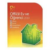 Microsoft Office 2010 Ev Öğrenci Sürümü (Orjinal Linsan Anahtarı