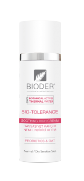 Bioder Skincare Biotolerance Rich Cream 30 Ml