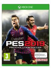 Xbox One Pes 2019